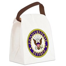USNR-Retired-Bonnie.gif Canvas Lunch Bag