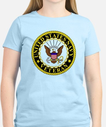 Navy-Veteran-Bonnie-2.gif Women's Light T-Shirt