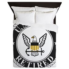 Navy-Retired-Bonnie.gif Queen Duvet