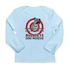 Mission Responsi-Bull Long Sleeve Infant T-Shirt