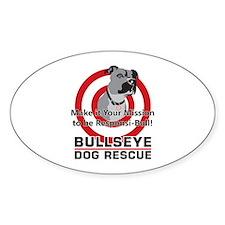 Mission Responsi-Bull Sticker (Oval)