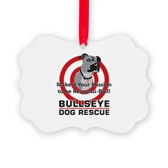 Mission Responsi-Bull Ornament
