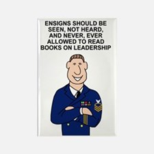 Navy-Humor-Ensigns-Poster-E7.gif Rectangle Magnet