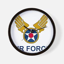 USAF-Shirt-1A.gif Wall Clock
