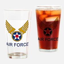 USAF-Shirt-1A.gif Drinking Glass