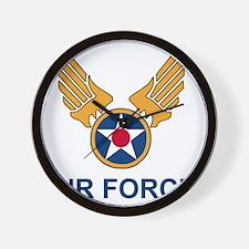 USAF-Shirt-1.gif Wall Clock