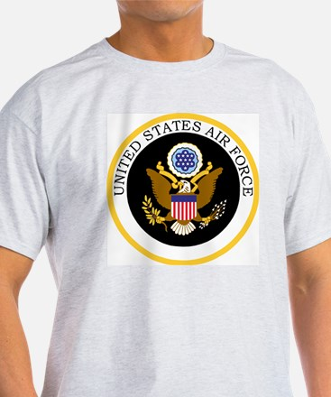 USAF-Patch-11-For-Blacks.gif T-Shirt