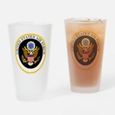 USAF-Patch-11-For-Blacks.gif Drinking Glass