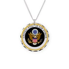 USAF-Patch-11-For-Blacks.gif Necklace Circle Charm