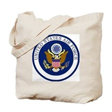 USAF-Patch-11-For-Greys.gif Tote Bag