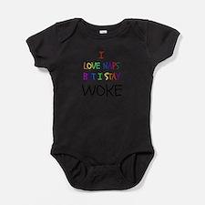 Woke Baby Body Suit