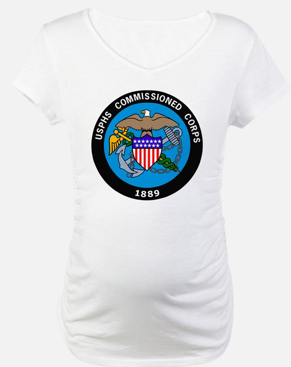 USPHS-Commissioned-Corps-Logo-Bo Shirt