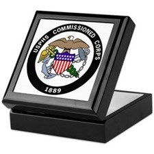 USPHS-Commissioned-Corps-White.gif Keepsake Box
