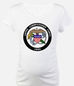 USPHS-Commissioned-Corps-White.g Shirt