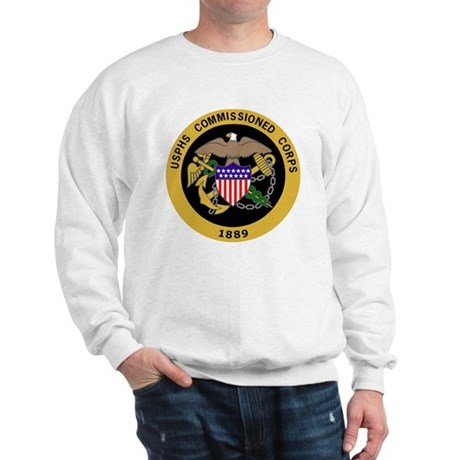 USPHS-Commissioned-Corps-Gold.gif Sweatshirt