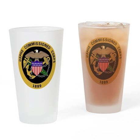 USPHS-Commissioned-Corps-Gold.gif Drinking Glass