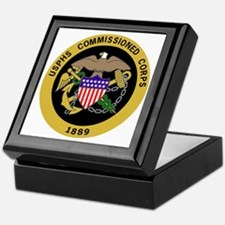 USPHS-Commissioned-Corps-Gold.gif Keepsake Box