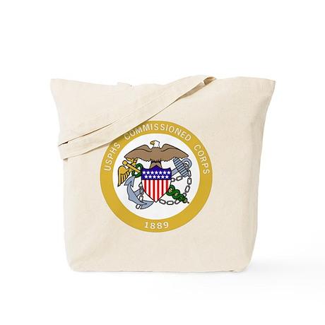 USPHS-Black-Shirt-6 Tote Bag