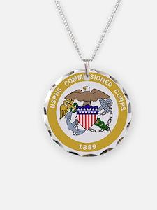 USPHS-Black-Shirt-6 Necklace