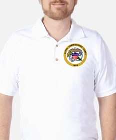 USPHS-Commissioned-Corps-Gold-2.gif T-Shirt