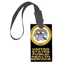 USPHS-Corps-Greeting.gif Luggage Tag