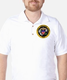USPHS-Commissioned-Corps-Yellow.gif T-Shirt