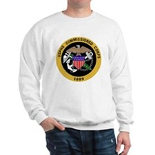 USPHS-Commissioned-Corps-Yellow.gif Sweatshirt