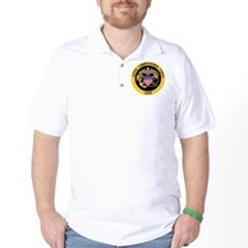 USPHS-Commissioned-Corps-Gold-3.gif T-Shirt