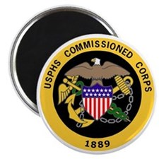 USPHS-Commissioned-Corps-Gold-3.gif Magnet