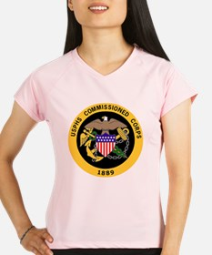 USPHS-Commissioned-Corps-G Performance Dry T-Shirt