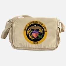 USPHS-Commissioned-Corps-Gold-3.gif Messenger Bag