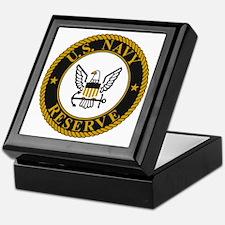USNR-Logo-Gold.gif Keepsake Box