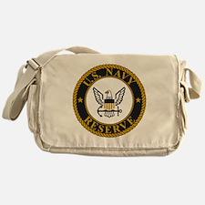 USNR-Logo-Gold.gif Messenger Bag