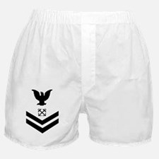 Navy-BM2-Whites.gif Boxer Shorts