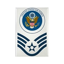 USAF-SSgt-Value-Shirt-3.gif Rectangle Magnet