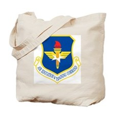 USAF-AETC-Bonnie.gif Tote Bag