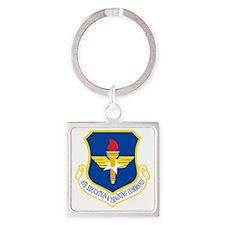 USAF-AETC-Bonnie.gif Square Keychain