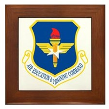 USAF-AETC-Bonnie.gif Framed Tile
