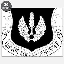 USAF-USAFE-Shield-BW-Bonnie.gif Puzzle