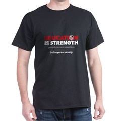 Education is Strength T-Shirt