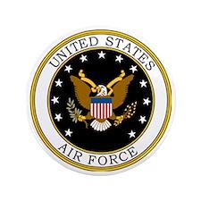 "USAF-Logo-7-Black.gif 3.5"" Button"