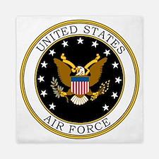 USAF-Logo-7-Black.gif Queen Duvet