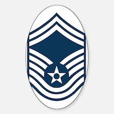 USAF-SMSgt-Black-Shirt Decal