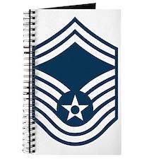 USAF-SMSgt-Black-Shirt Journal