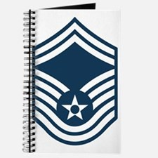 USAF-SMSgt-Black-Shirt Journal