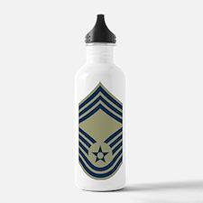 USAF-CMSgt-Olive.gif Water Bottle