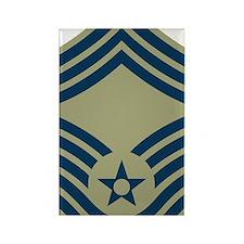 USAF-CMSgt-Olive.gif Rectangle Magnet