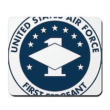 USAF-First-Sergeant-Logo-Bonnie.gif Mousepad