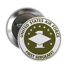 "USAF-First-Sergeant-Avocado.gif 2.25"" Button"
