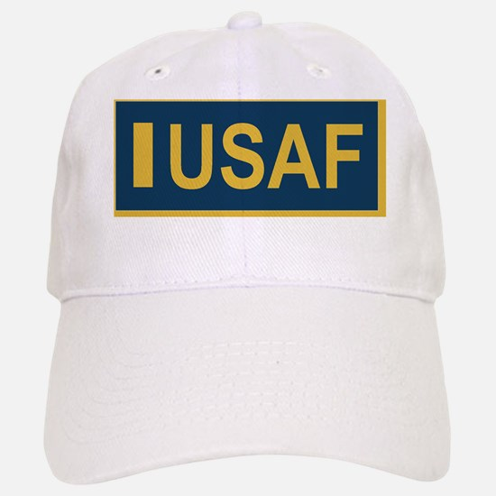USAF-2Lt-Nametag.gif Baseball Baseball Cap